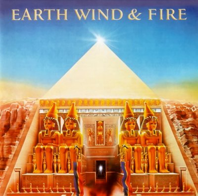 Earth, Wind & Fire - All 'N All 1977
